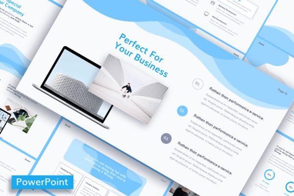 极简布局排版设计PPT演示文稿 GRANDE PowerPoint Presentation