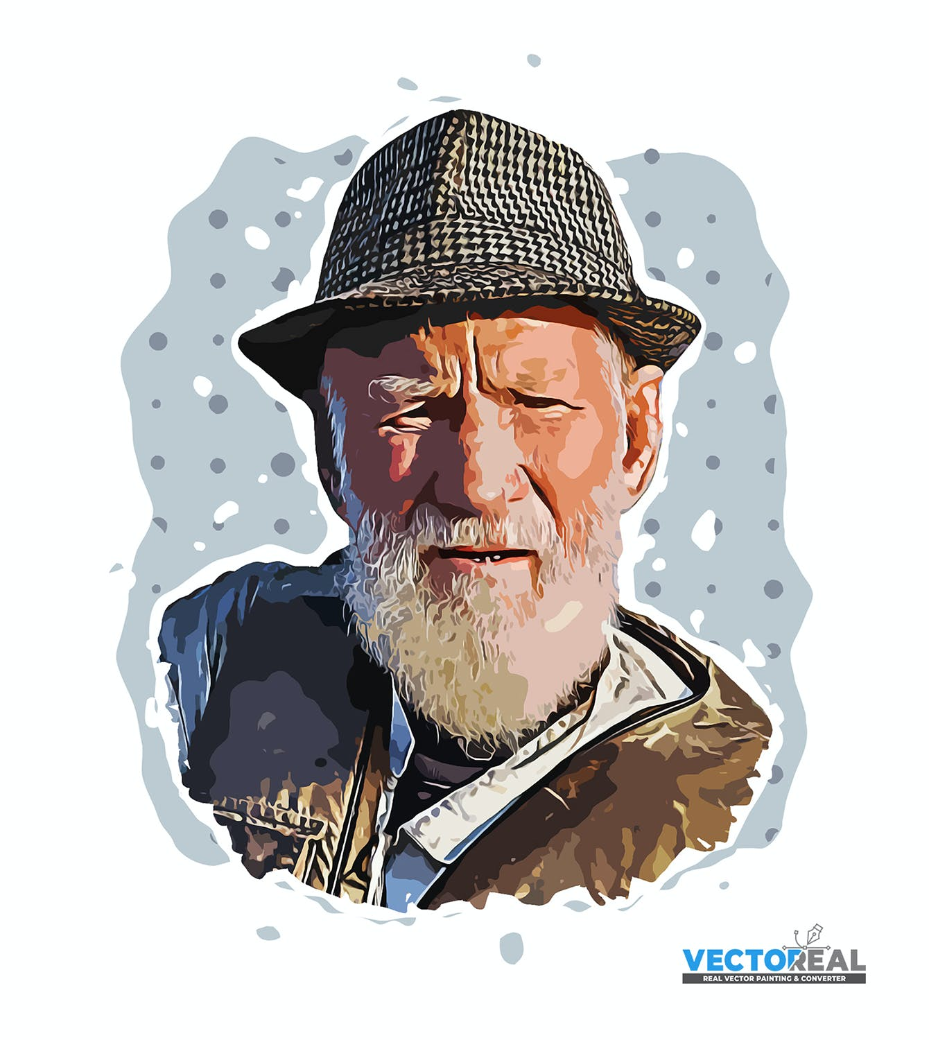 矢量手绘转换PS插件 Real Vector Painting & Converter PS Plugin设计素材模板