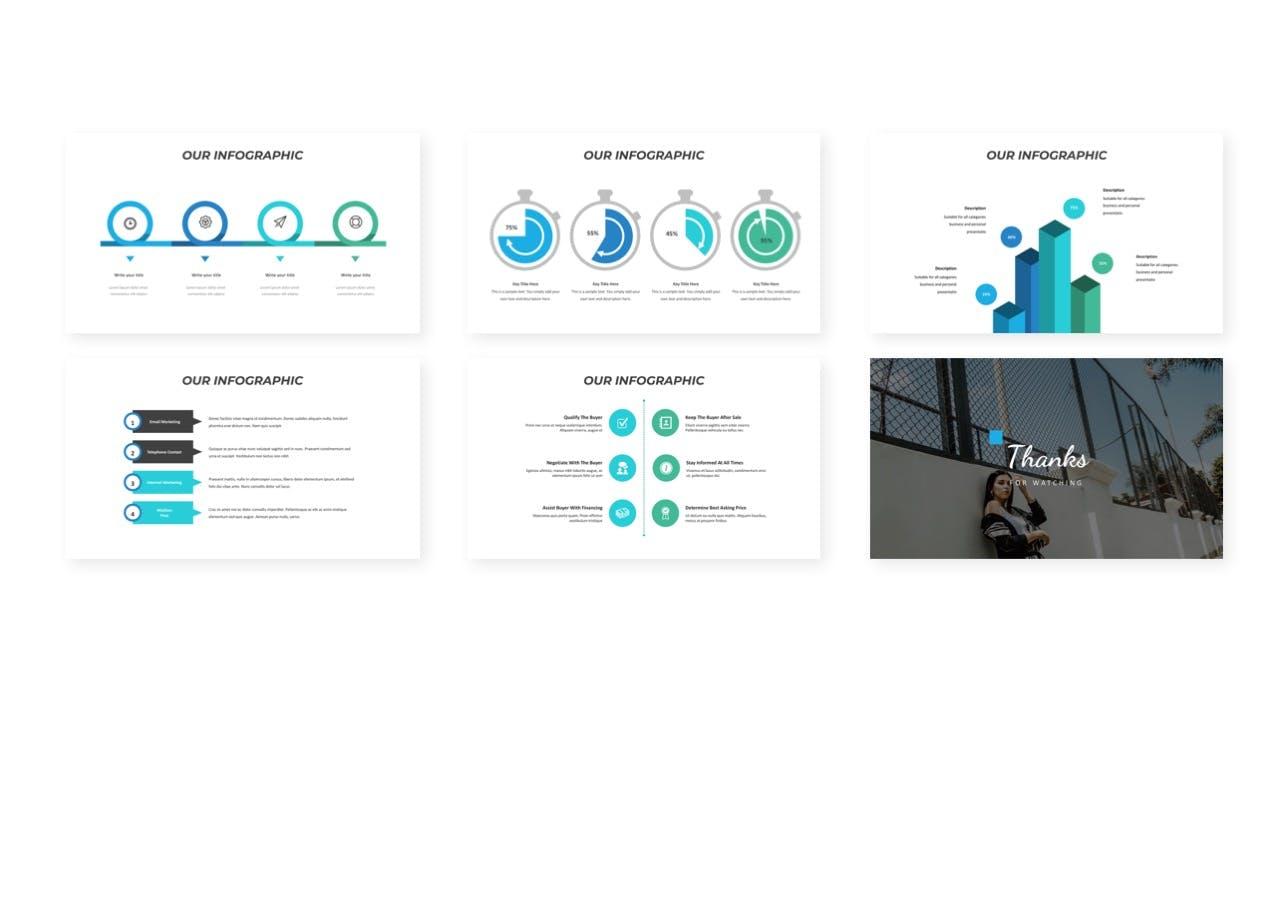 自我介绍/大学生班干部竞选PPT幻灯片模板 Transis – Presentation Template设计素材模板