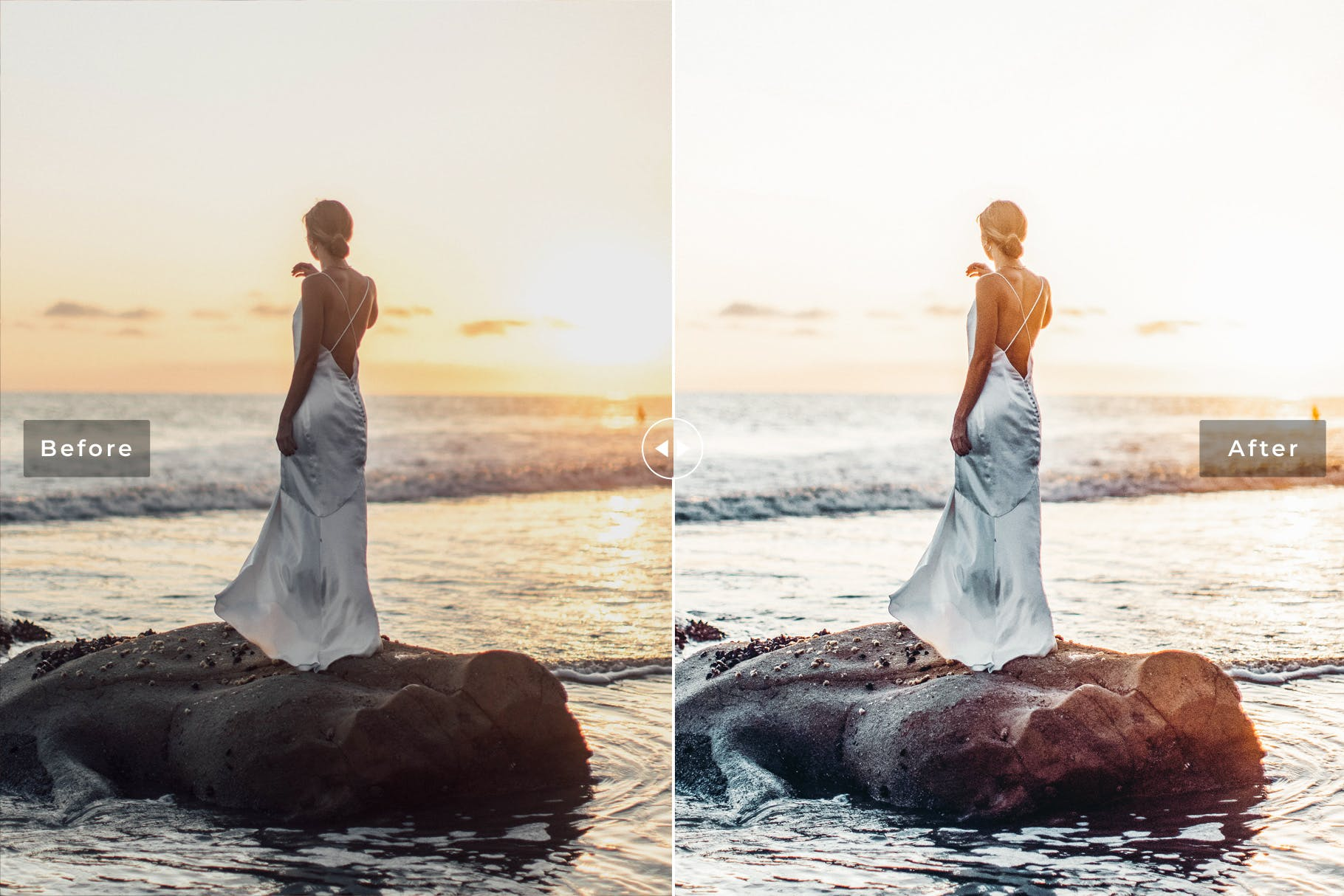 摄影后期海边度假Lightroom阳光预设 La Romana Mobile & Desktop Lightroom Presets设计素材模板