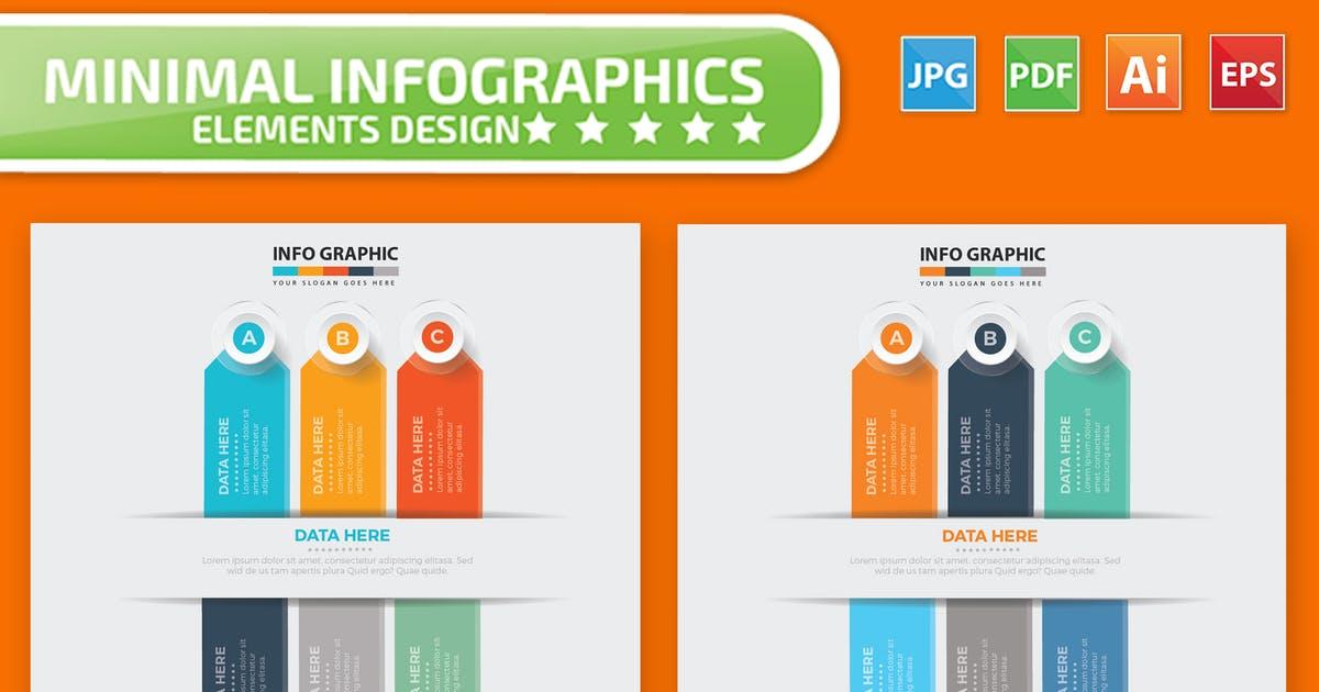 步骤/多用途的PPT幻灯片设计信息图表项目/流程说明矢量图形素材v2 Infographic Design设计素材模板